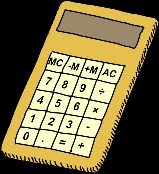 يمكنك استخدام سكريبت الصغار Babylscript لإنجاز بعض العمليات الرياضيات كلآلة  الحاسبة.